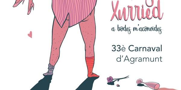 El 33è Carnaval d'Agramunt ja està en marxa