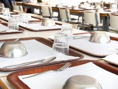 El Consell Comarcal de l'Urgell treu la convocatòria per als ajuts individuals de menjador escolar