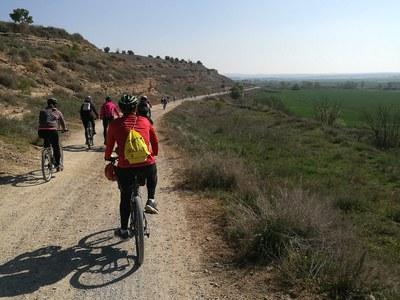 El Patronat d'Esports organitza una pedalada