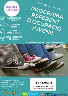Programa Garantia Juvenil Agramunt
