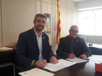 Els alumnes de l'INS Ribera del Sió podran fer serveis comunitaris