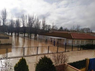 Els danys de la crescuda del riu valorats en 78.000€