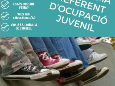 Es reactiva el Programa Referent d'Ocupació Juvenil