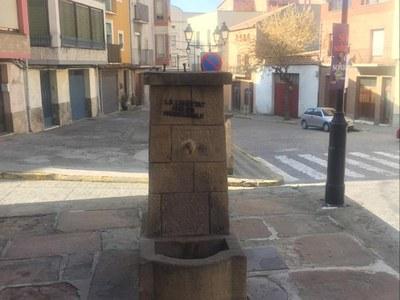 Es tanquen les fonts d'aigua públiques d'Agramunt
