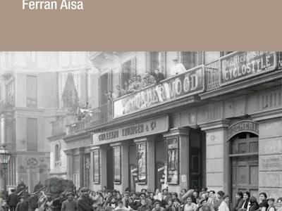 Ferran Aisa presenta el seu llibre sobre la vaga de la canadenca