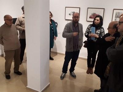 Inaugurada una mostra d'art sonor a l'Espai Guinovart