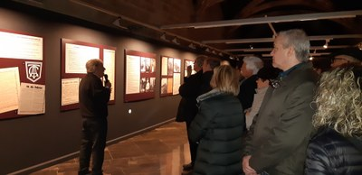 Exposició Guerra Civil Agramunt