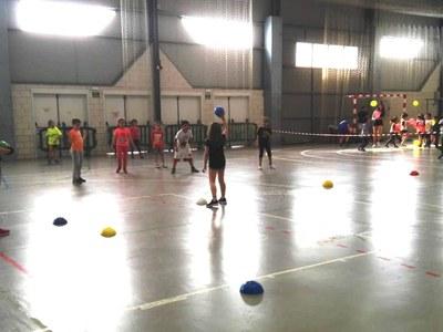 Inici del programa d'activitats esportives dirigides