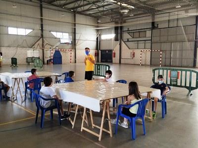 Iniciades les activitats d'esports i lleure organitzades per l'ajuntament