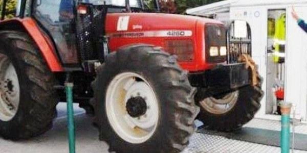 ITV vehicles agrícoles