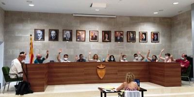 L'Ajuntament d'Agramunt aprova destinar les retribucions dels regidors als treballadors que han estat a primera línia durant l'estat d'alarma