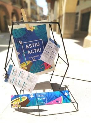 L'Ajuntament d'Agramunt dissenya un programa d'activitats culturals per als mesos de juliol i agost