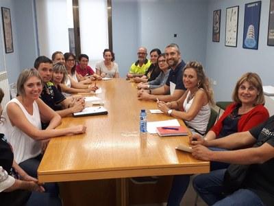 L'Ajuntament d'Agramunt aposta per la recollida selectiva i el consum saludable