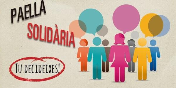 L'Ajuntament d'Agramunt organitza la 4a Paella Solidària