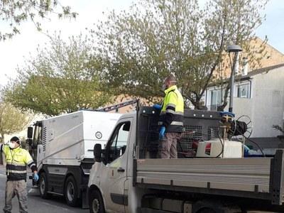 L'Ajuntament d'Agramunt premia amb un plus de perillositat als treballadors municipals que estan a primera línia