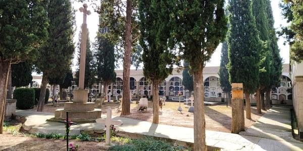 Cementiri Municipal d'Agramunt
