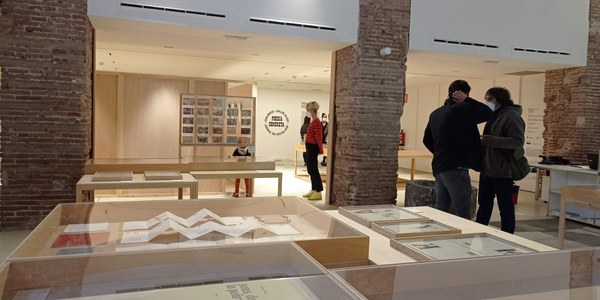 Imatge de l'exposició.