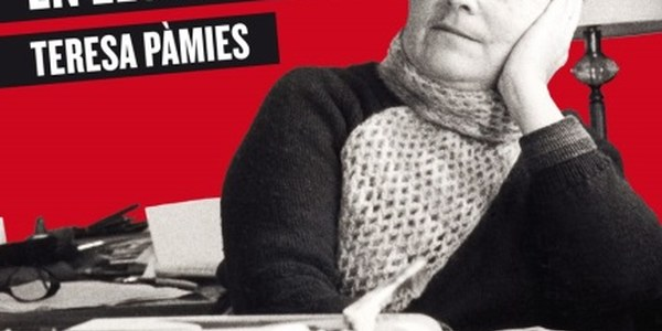 """Exposició """"Tot és en els llibres"""" de Teresa Pàmies"""