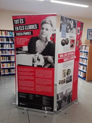 Exposició Teresa Pàmies Agramunt 2019