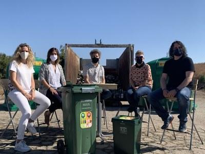 La comarca de l'Urgell activa una campanya per promoure el  reciclatge d'envasos de vidre a l'hostaleria