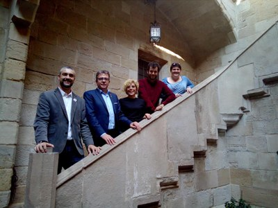 La Diputació de Lleida digitalitzarà l'arxiu de Guillem Viladot