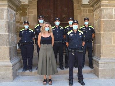 La Policia Local d'Agramunt incorpora dos nous agents