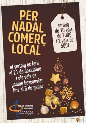 Per Nadal comerç local (2019)