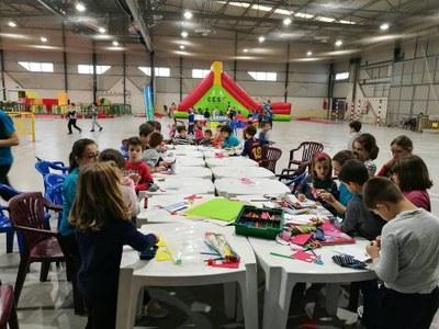 L'Actinadal va tancar amb una participació mitja de 90 nens per sessió