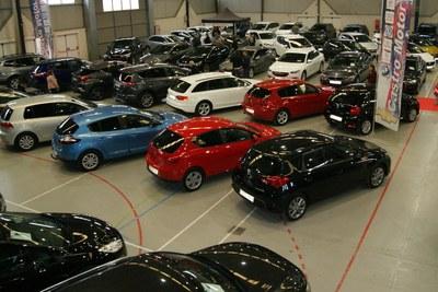 L'Agr'auto incorpora un espai per a vehicles híbrids i elèctrics i amplia els vehicles exposats