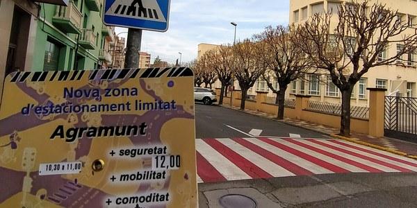 Regulació de les zones blaves d'aparcament