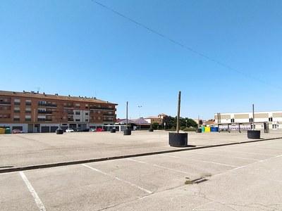 L'enjardinament de la plaça Fondandana és el projecte més votat del 4rt procés participatiu
