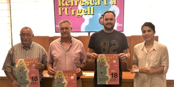 Presentació del carnet comarcal