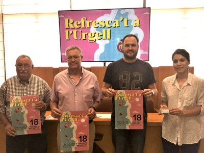 Les Piscines Municipals d'Agramunt adherides al Carnet Comarcal