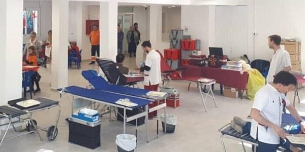 L'Espai Cívic obra les seves portes per acollir la donació de sang