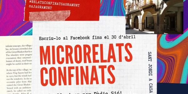 Microrelats confinats