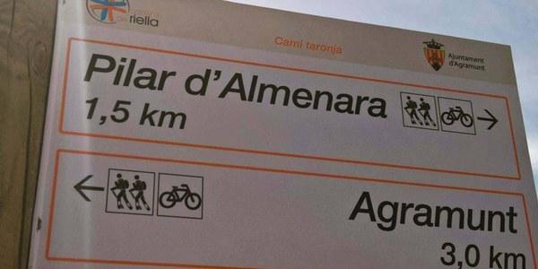 Projecte de senyalització Camins de Riella