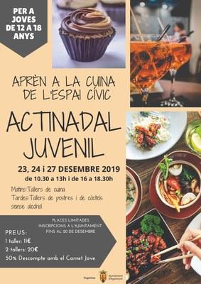 Actinadal Juvenil (2019)