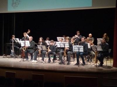 Presentació Big Band