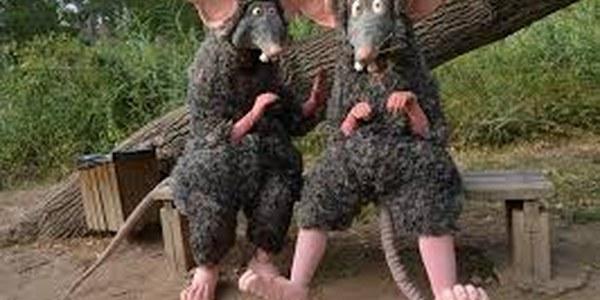 Presentació de l'espectacle Rats a Agramunt