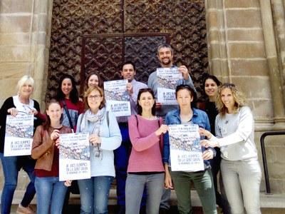 Presentació del 3rs Jocs Olímpics de Gent Gran de l'Urgell
