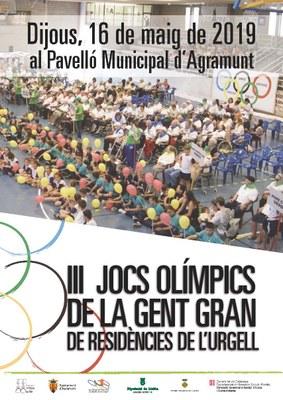 3rs Jocs Olímpics Gent Gran