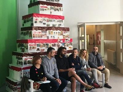 Presentació del Programa Comarcal de Suport a l'Educació de l'Urgell a Agramunt