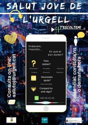 Programa Salut Jove Urgell
