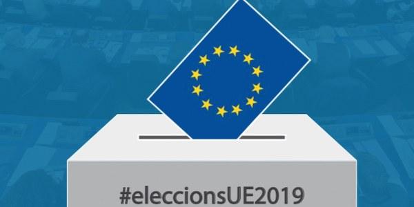 Resultats de les eleccions europees 2019 a Agramunt
