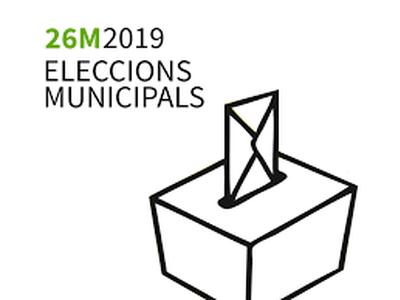 Resultats de les eleccions municipals 2019 a Agramunt