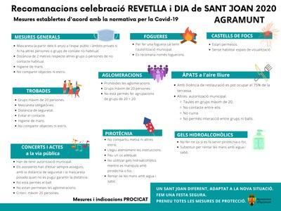 Mesures Sant Joan 2020