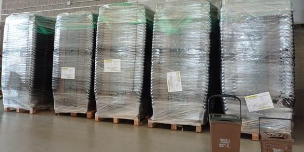 Aquests són els nous contenidors que es repartiran a partir d'aquest cap de setmana.