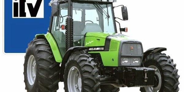 ITV vehicles agrícoles.