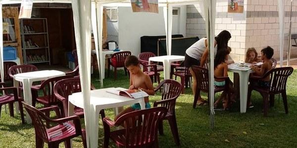 Servei de bibliopiscines durant el proper estiu
