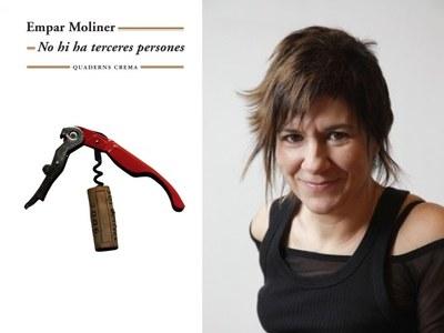 Tertúlia amb l'escriptora i periodista Empar Moliner